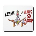 Karate Duck 3 Mousepad