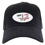 Karate Duck 3 Black Cap