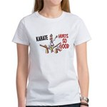 Karate Duck 3 Women's T-Shirt