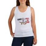Karate Duck 3 Women's Tank Top