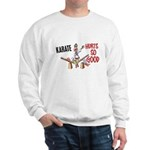 Karate Duck 3 Sweatshirt