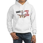 Karate Duck 3 Hooded Sweatshirt