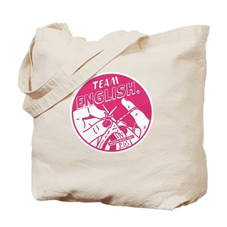 Team English Tote Bag