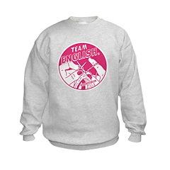 Team English Kids Sweatshirt
