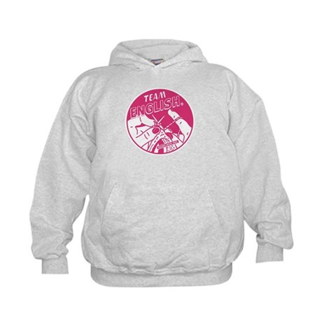 Team English Kids Hoodie