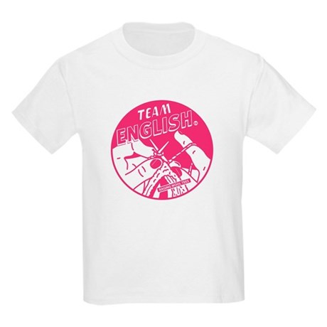 Team English Kids Light T-Shirt