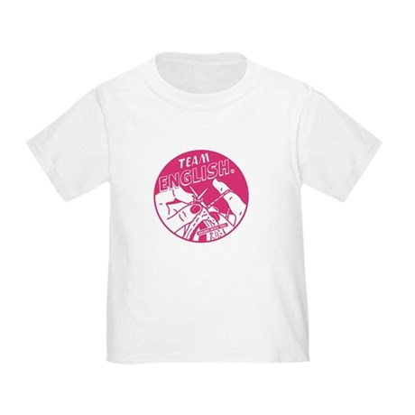 Team English Toddler T-Shirt