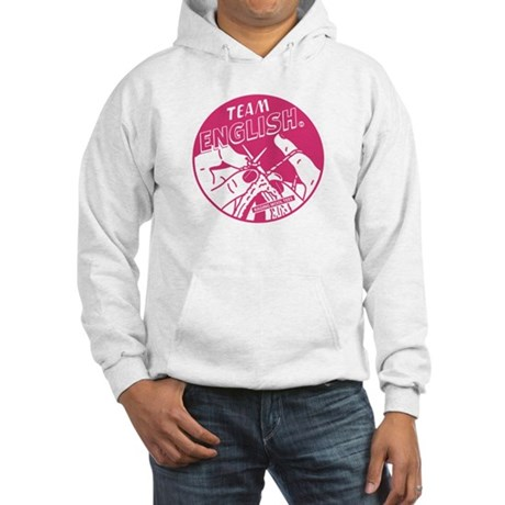 Team English Hooded Sweatshirt
