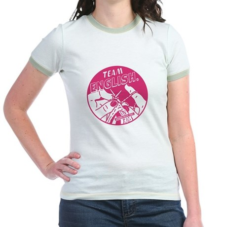 Team English Jr. Ringer T-Shirt