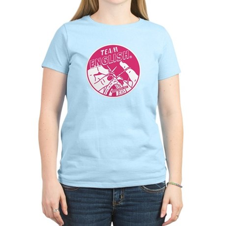 Team English Women's Light T-Shirt