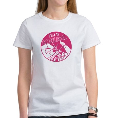 Team English Women's T-Shirt