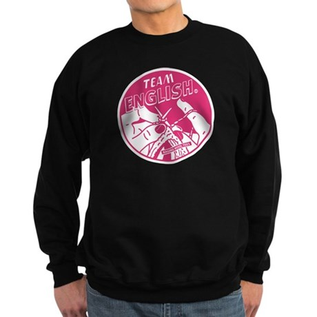 Team English Sweatshirt (dark)
