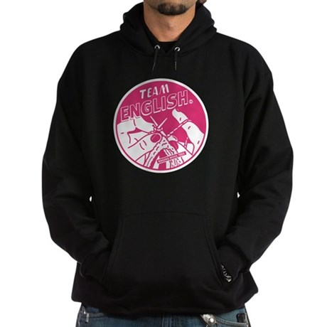 Team English Hoodie (dark)
