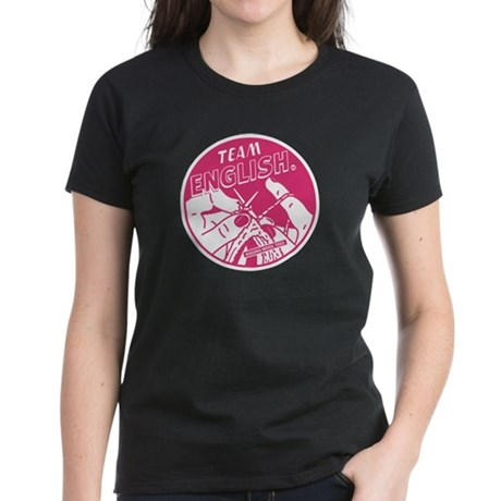 Team English Women's Dark T-Shirt