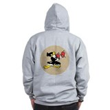 334th FS Fighting Eagles Zip Hoodie