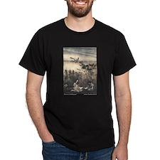 Arthur Rackham's Marjorie and Margaret T-Shirt