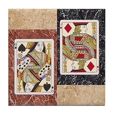 Pinochle - Tile Coaster