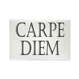 Carpe Diem Rectangle Magnet (100 pack)
