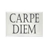 Carpe Diem Rectangle Magnet