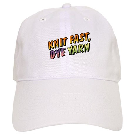 Knit Fast, Dye Yarn Cap