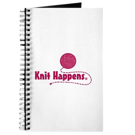 Knit Happens Journal