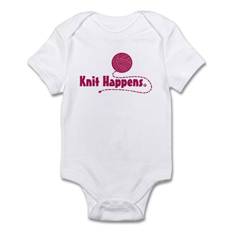 Knit Happens Infant Bodysuit