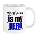 Colon Cancer Hero Mug