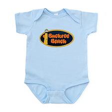 Buckroe Beach VA Infant Bodysuit