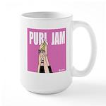 Purl Jam Large Mug