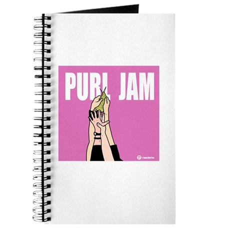 Purl Jam Journal