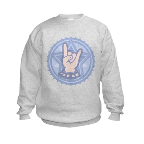 Kid Rock Hand Kids Sweatshirt