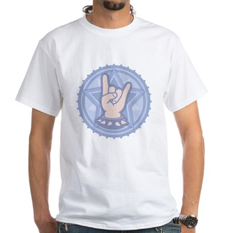 Kid Rock Hand White T-Shirt