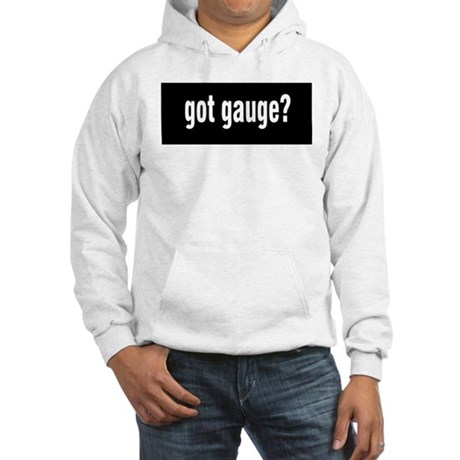 Got Gauge? Hooded Sweatshirt