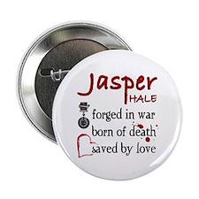 """Jasper: Saved by Love 2.25"""" Button"""