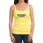 Bush Cheney Logo Jr. Spaghetti Tank