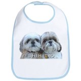 Shih Tzu - Shih Two Bib