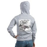 American Crow - Zipped Hoody