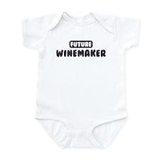 Future Winemaker Onesie