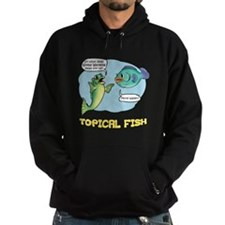 Topical Fish Hoodie