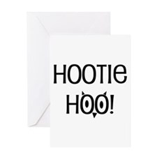 Hootie Hoo Greeting Card