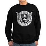 People's President Sweatshirt (dark)