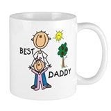 Best Daddy Small Mug