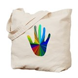Healing Hand Tote Bag