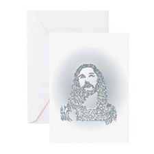 Jesus said what? Greeting Cards (Pk of 20)
