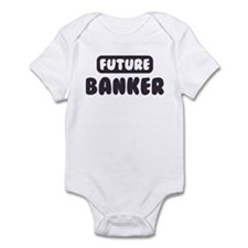 Future Banker Infant Bodysuit