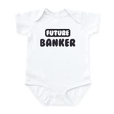 Future Banker Onesie