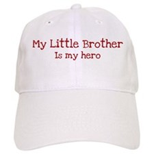 Little Brother is my hero Baseball Cap