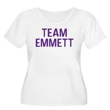 Team Emmett (Dark Purple) T-Shirt