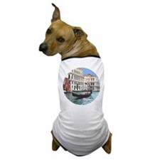 Venice Gondola original photo - Dog T-Shirt