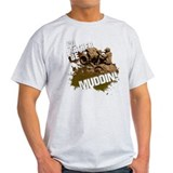 4x4 ATV Muddin T-Shirt